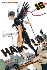Haikyu!! Volume 16