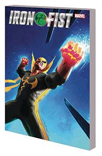 Iron Fist TPB Volume 1