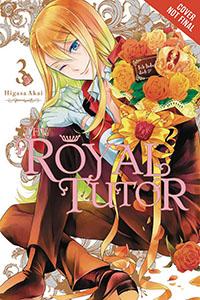 The Royal Tutor Volume 3