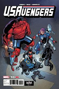 US Avengers #10
