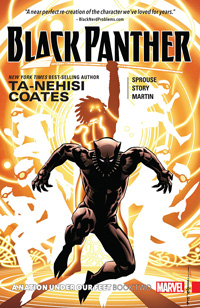 Black Panther (2016) Volume 2
