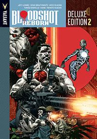 Bloodshot Reborn HC Volume 2