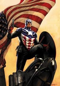 Bucky Captain America