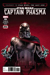 Star Wars Captain Phasma #4