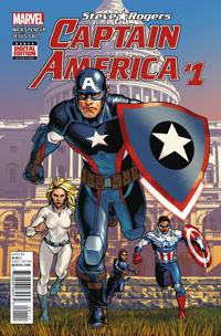 Modern Captain America