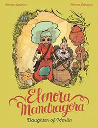 Elenora Mandragora, Daughter of Merlin