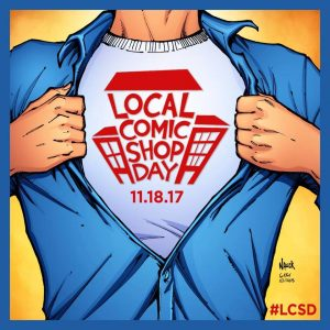 Local Comic Shop Day 2017