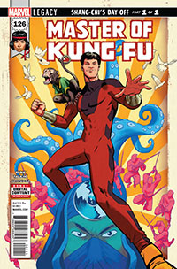 Master of Kung Fu #126