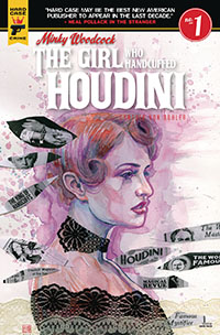 Minky Woodock: The Girl Who Handcuffed Houdini