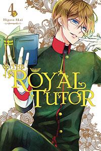The Royal Tutor Volume 4