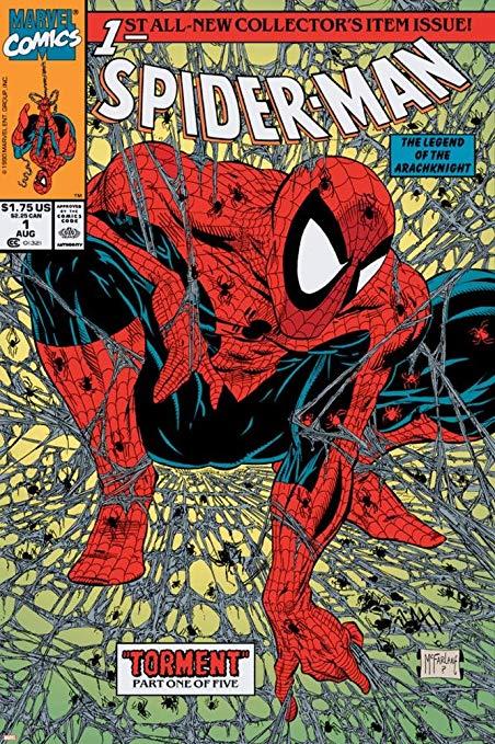 Todd McFarland Spider-Man