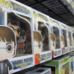 Movies, TV show, comic book, and video game Funko Pop figures