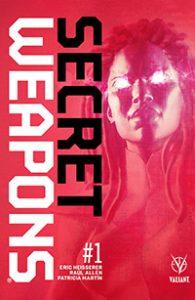 Secret Weapons #1