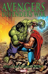 Avengers-Defenders War