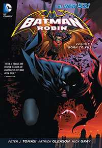 Batman and Robin (New 52)