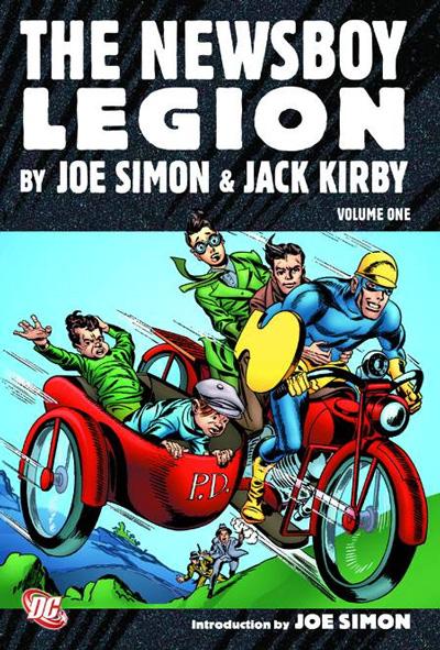 Newsboy Legion