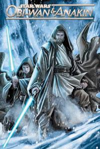 Obi-Wan and Anakin