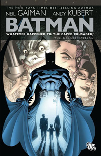 Whatever Happened to the Caped Crusader?