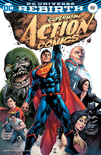 Action Comics (Rebirth)