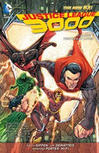 Justice League 3000 (New 52)