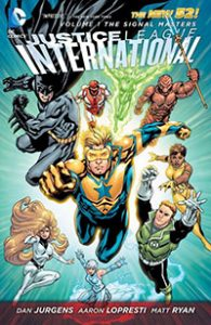 Justice League International (New 52)