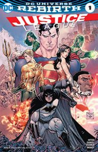Justice League (Rebirth)