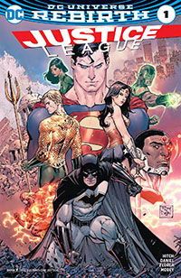 Justice League (Rebirth)