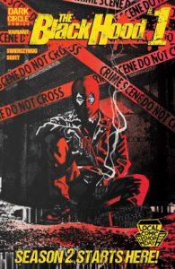 The Black Hood Season 2 #1