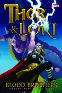 Thor and Loki: Blood Brothers