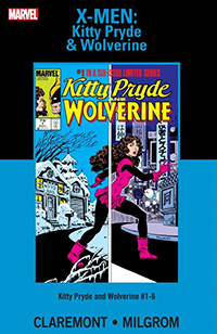 Kitty Pryde and Wolverine (1984, miniseries)