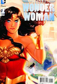 Legend of Wonder Woman