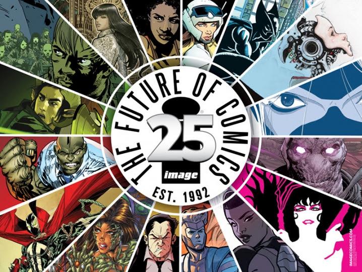 25 Years of Image Comics