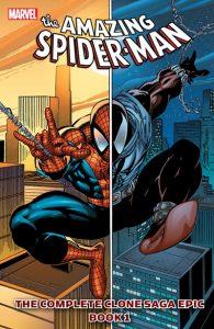 The Amazing Spider-Man: Clone Saga Complete Epic Book 1