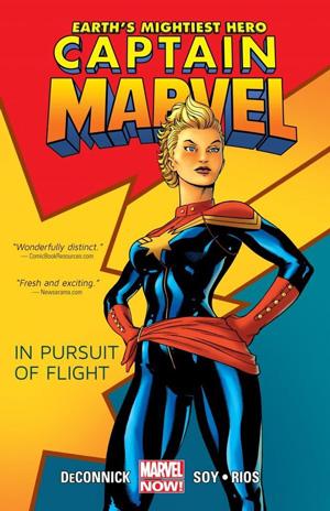 Captain Marvel Volume 1