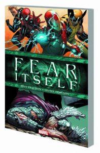 Fear Itself TPB