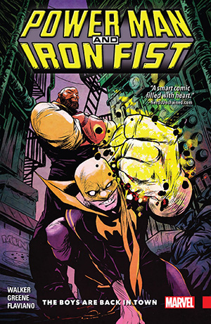 Power Man and Iron Fist