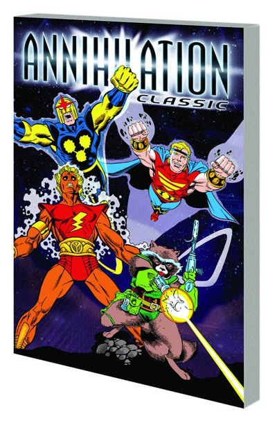 Annihilation Classic TPB