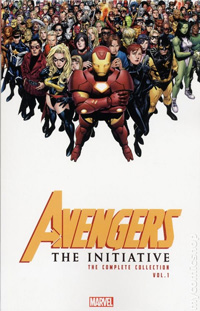 Avengers: The Initiative Volume 1