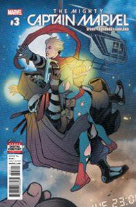The Mighty Captain Marvel #3