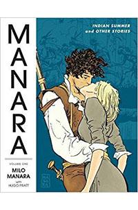The Manara Library Volume 1