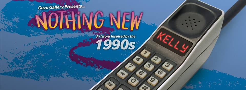 Nothing New — Artwork Inspired by the 1990s