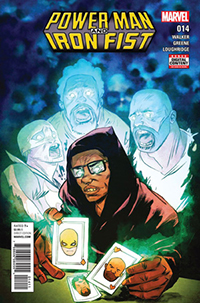 Power Man & Iron Fist #14