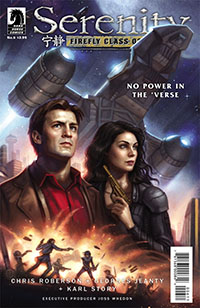 Serenity: No Power in the 'Verse #6