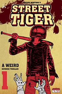 Street Tiger #1