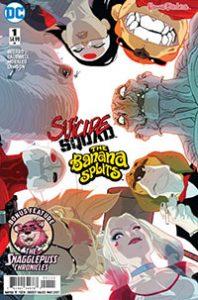 Suicide Squad / Banana Splits Special