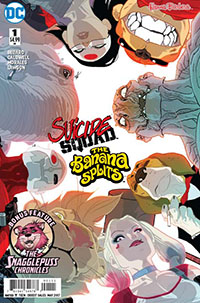 Suicide Squad / Banana Splits Special