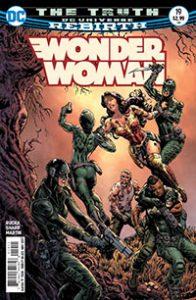 Wonder Woman #19