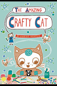 Amazing Crafty Cat Vol 1