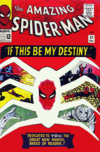Amazing Spider-Man #31