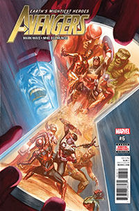 Avengers #6